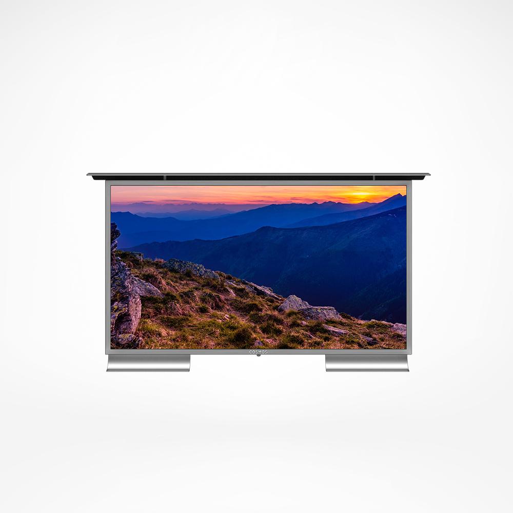 Cosmos Outdoor TV 40″ with Swivel Standing Floor Mount