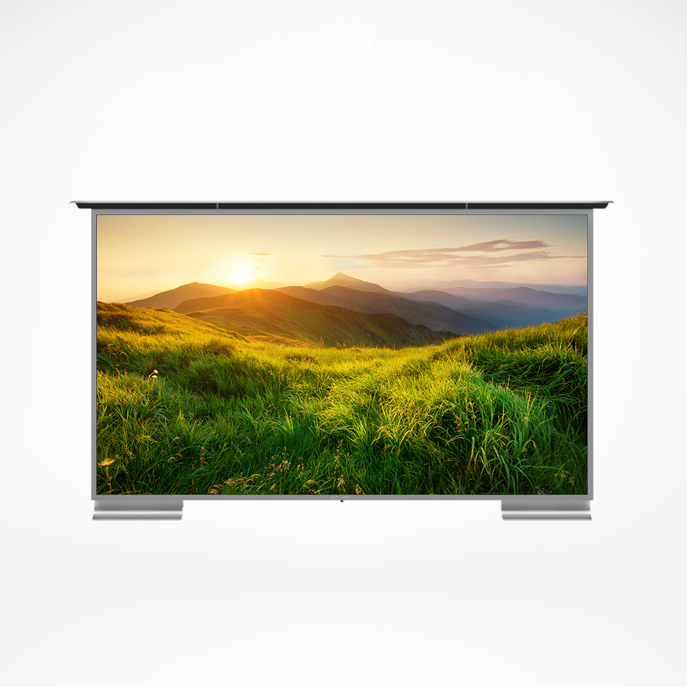 A smart TV built for outdoor resilience and performance.