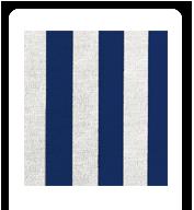 Neoprene Cover – Blue Stripes (COSNC-40-STRBlue)